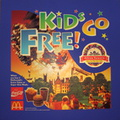 Alton Towers Kids Go Free 1995 DT