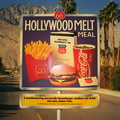 Route 66 Hollywood Melt Meal DT