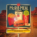 Route 66 McRib Meal DT