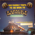 Space Mountain dsneyland Paris Family Trips c1995 DT