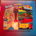 Barbie Hot Wheels 6 Aug 1998