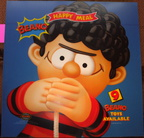 Beano - 9 toys issued c2000