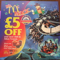McMagis Alton Towers £5 off 1996