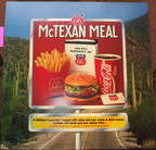 Route 66 McTexan Meal