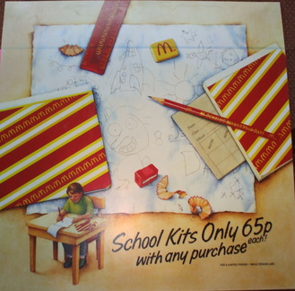 School kit only 65p
