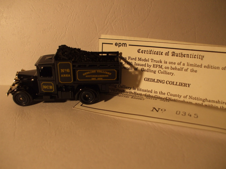 EPM Gedling Colliery Truck No 345 of 1100.JPG
