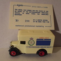EPM Notts Ambulance Service No 296 of 1100