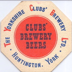 Yorkshire Clubs.3-1961