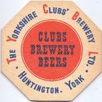 Yorkshire Clubs.4-1961