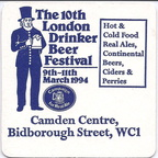 1994 10th London Drinker BF a