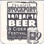 1995 9th Stockport B & C Fest a