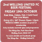 2012 2nd Welling United FC BF a