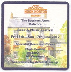 2012 Butchers Arms Balscote B & Music Fest a