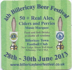2013 4th Billericay BF a