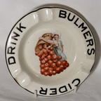 Bulmers Cider ashtray 1