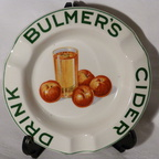 Bulmers cider ashtray 2