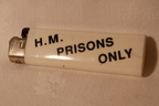 HM Prison lighter