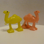 RW 49 Camels - yellow & orange