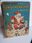 Mickey mouse presents Santa's Workshop