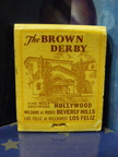 The Brown Derby b