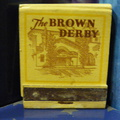 The Brown Derby a