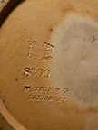 Doulton Jug base incised stamp