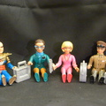 Thunderbirds - some of the other characters