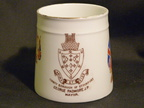 1937 Royal Commemorative mug - reverse view