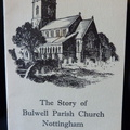 Bulwell Parish Church Nottngham, the story of
