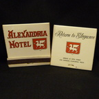 Alexandra Hotel, Los Angeles, California