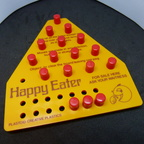 Happy Eater peg board game