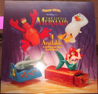 Little Mermaid 2 Jul 1998