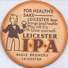 Leicester Brewing co IPA 1-0