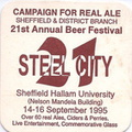1995 21st Annual Steel City BF a o
