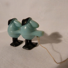 RW 36 Blue big nose pair