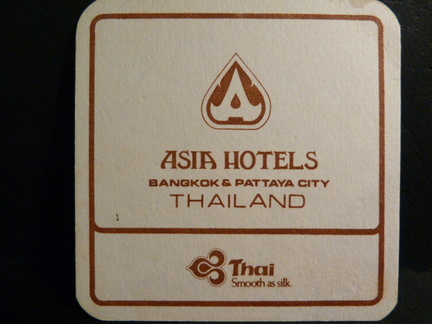 air - P1180912 - Thai Airlines ao thin card