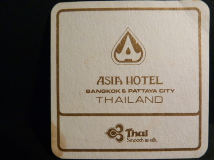 air - P1180914 - Thai Airlines ao thin card