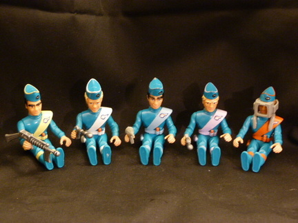 Thunderbirds - the Tracey Boys