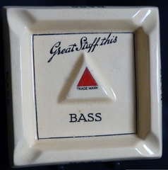 Bass Ashtray