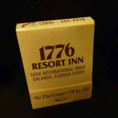 1776 Resort Inn, Florida