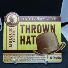 Harry Taylor's - Thrown Hat