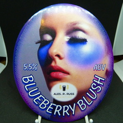 Ales R. Russ - Blueberry Blush Cider