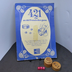 421 an Old French Dice Game