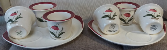 Wedgewood egg cups