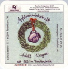 Apfelwein coasters - mainly German